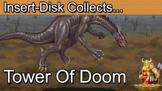 Dungeons and Dragons Collection: Tower of Doom: Sega Saturn (ダンジョンズ&ドラゴンズ タワーオブドゥーム)