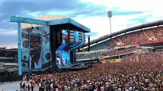 Ed Sheeran - Don't, Live @Ullevi, Gothenburg, Sweden