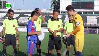 FUNDRAISING CHALLENGE CUP # Comedy FC Vs Model FC (3:2)