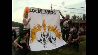SOCIAL KAOS sobreviwarriors/guerra ahora