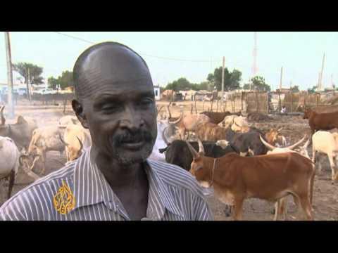 Tribal trouble in Sudan