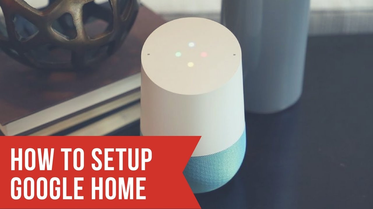 How To Connect Google Home And Google Home Mini