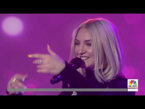 Watch Julia Michaels Sing 'Anxiety' Live