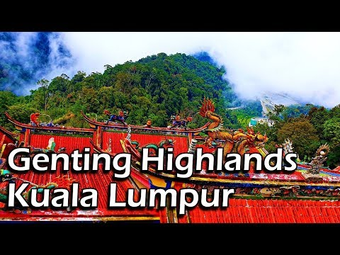 fascinating-genting-highlands---kuala-lumpur,-malaysia