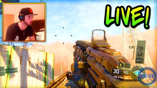 Black Ops 3 GAMEPLAY Beta - LIVE w/ Ali-A & Sidemen! (Call of Duty BO3)