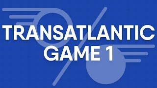 Game 1 - Mateusz Surma 2p vs. Andy Liu 1p - Transatlantic Professional Go Team Championship