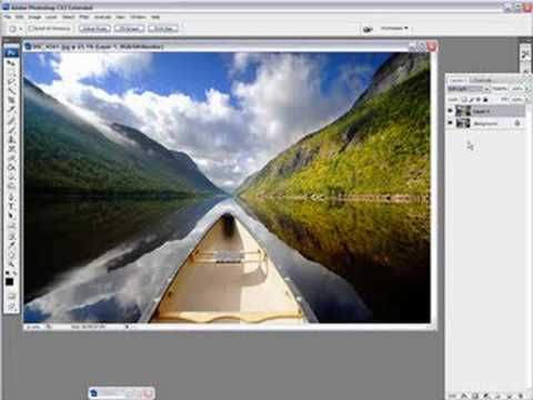 how to get rid of watermarks in photoshop cs6