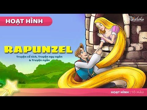 Rapunzel (Mới) câu chuyện cổ tích