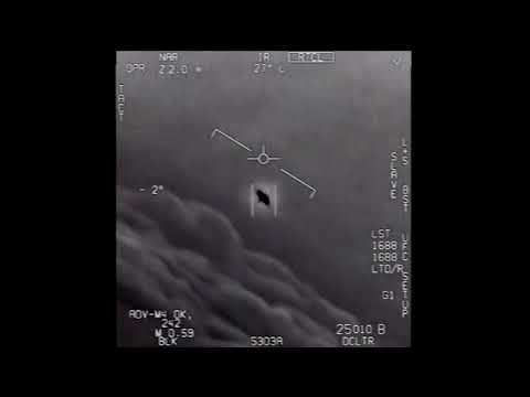 US Fighter Jets Encounter Unknown Flying Object UFO - Pilots Stunned
