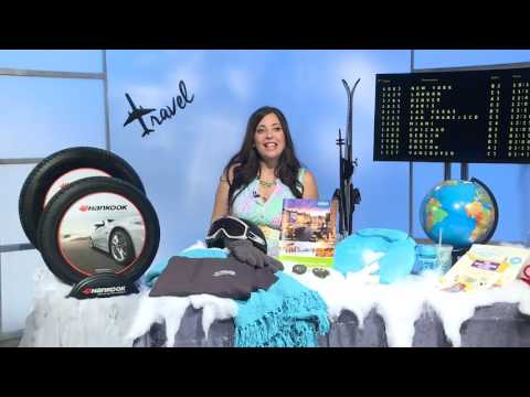 Holiday Travel Survival Guide Interview with Travel Expert, Julie Loffredi