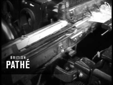 Linen Manufacture (1948)