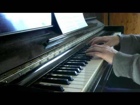 If everyone cared piano cover