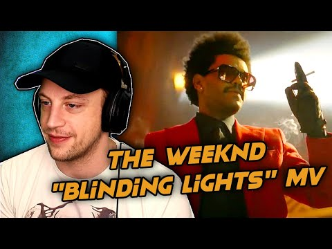 The Weeknd - Blinding Lights (Official Video) REACTION!!