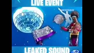 Fortnite 14 days of christmas day 10 - 14 rewards - Disco Wrap/Skin