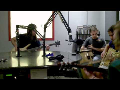 Plastic Friends - Opinions Live acoustic at Revolution 91.7