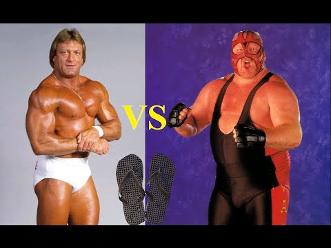 Paul Orndorff vs Vader - The Match We Never Saw