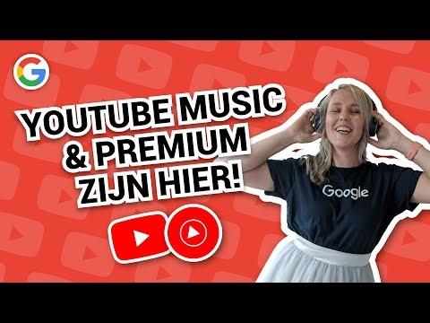 NIEUW: YouTube Music & YouTube Premium in Nederland! - Vraag het Google #85