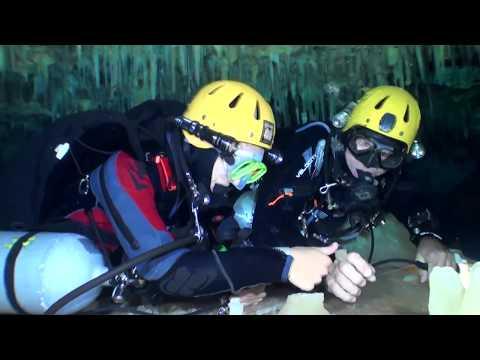 Cave Diving Crystal Caves of Bahamas A World Treasure