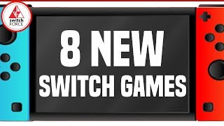8 Post-E3 New Switch Games JUST ANNOUNCED!