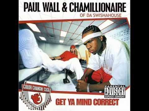 Chamillionaire - My Money Gets Jealous ft Paul Wall