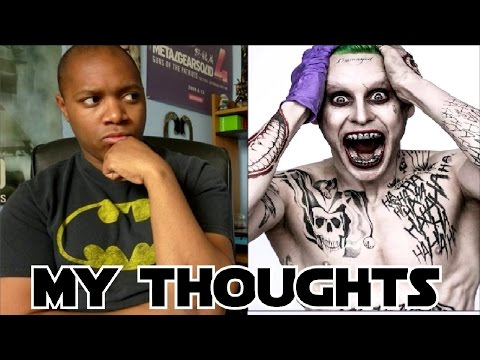 My Thoughts: Jared Leto's Joker Image
