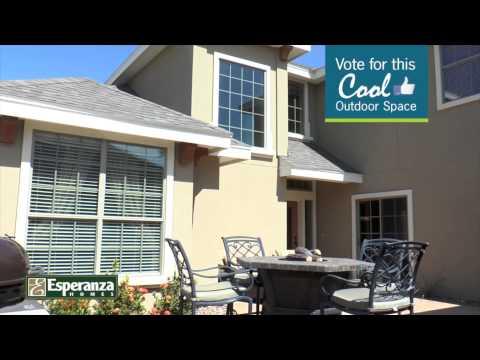 Esperanza Homes - 2013 Cool Outdoor Space