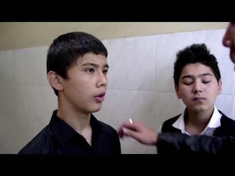 Смотреть ЖЕСТЬ!!! ДЕДОВЩИНА В КАЗАХСТАНСКИХ ШКОЛАХ!!! | Уроки Гармонии (2013) - Отрывки из фильма онлайн