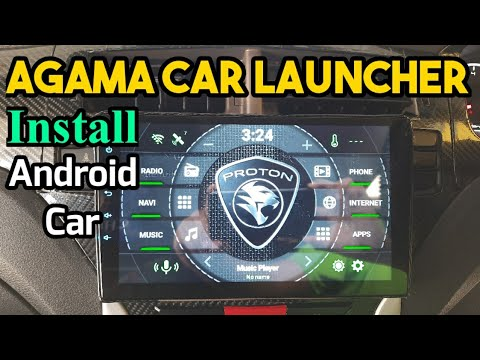 Agama Car Launcher | Android Car