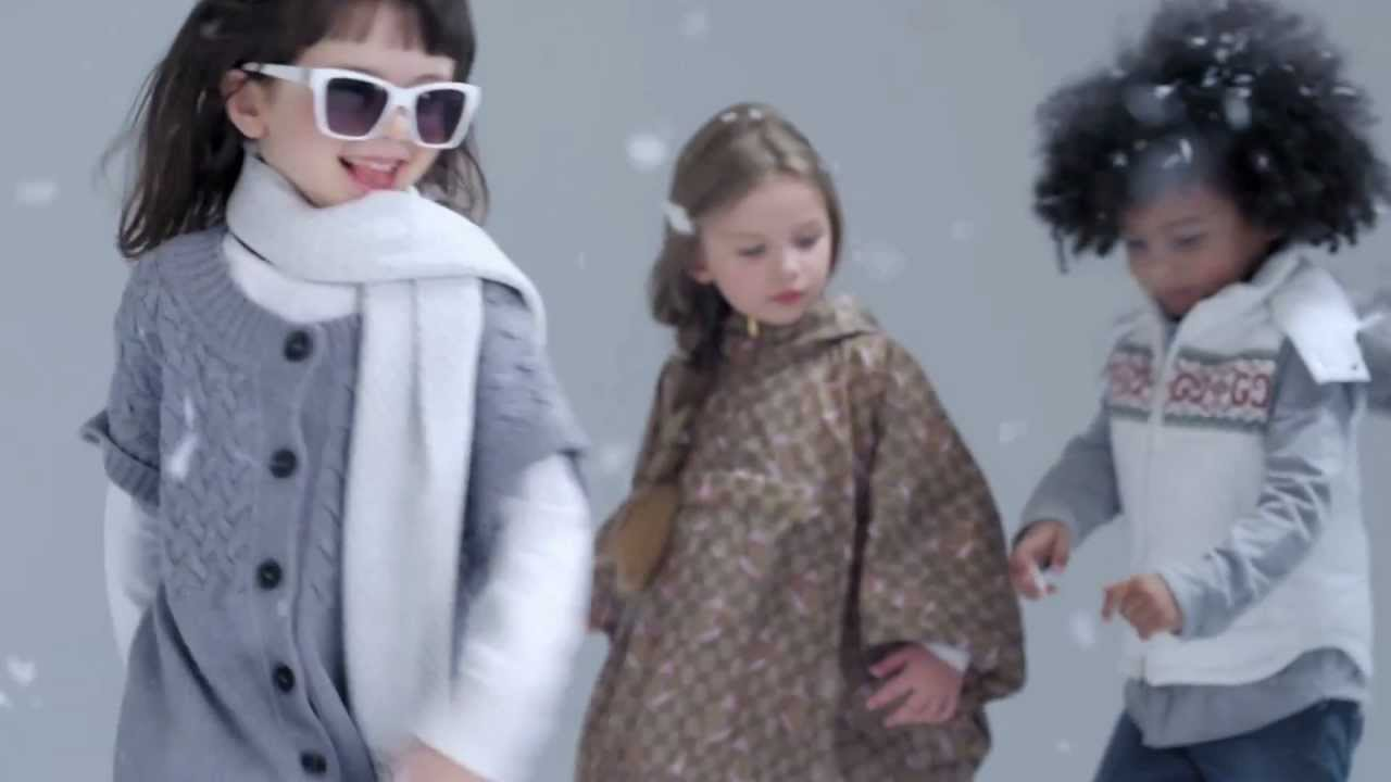 3220885a3806 Gucci Fall Winter 2012-13 Children s Collection - YouTube