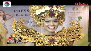 Persiapan Felicia untuk Ajang Miss Internasional - Kiss Pagi