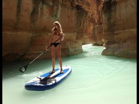 Grand Canyon SUP river trip