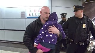 5-Year-Old Girl Left Abandoned At Bus Station Leads Police To Murdered Mom