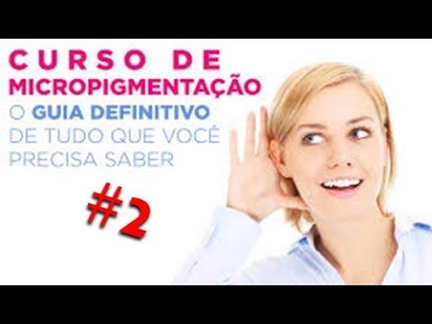 Curso Micropigmentação Fio-Fio - Instituto Seke - Design de sobrancelhas de YouTube · Duração:  5 minutos 34 segundos
