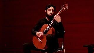 Manuel PONCE Variations et Fugue sur la Folia - Armen DONEYAN 2ème prix Concours de Guitare d