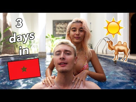 I Spent 3 Days In Morocco... here's what happened...