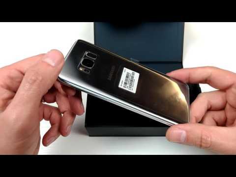 Samsung Galaxy S8 - Unboxing esclusivo