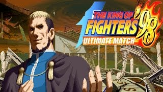 King of Fighters 98 Ultimate Match play as Goenitz with Download Link