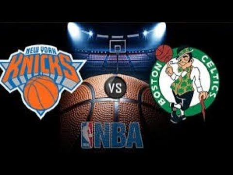 New York Knicks vs Boston Celtics Play by Play & Reaction