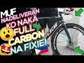 Fixie Bike Messenger Philippines Vlog - Usapang Fixed Gear - Manila Urban Fixed