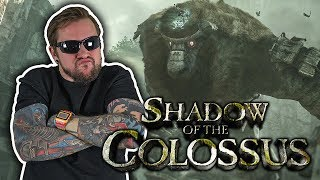 TA GRA TO GIGANT! - SHADOW OF THE COLOSSUS #1 - WarGra