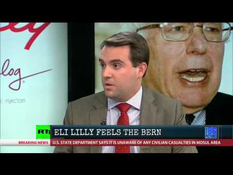 Full Show 11/2/2016: Eli Lilly Feels The Bern