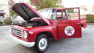 "1965 International D1000 ""Texaco"" Pickup"