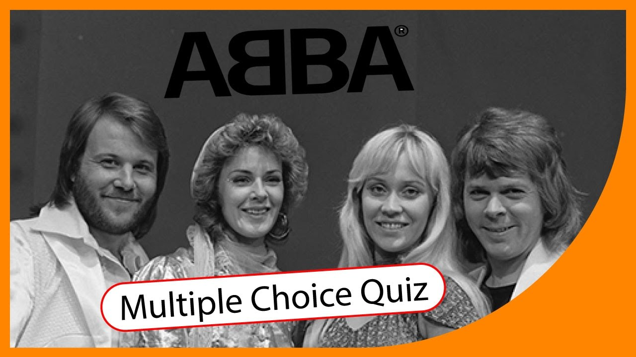 ABBA | MULTIPLE CHOICE QUIZ | Q-Star Quiz Channel