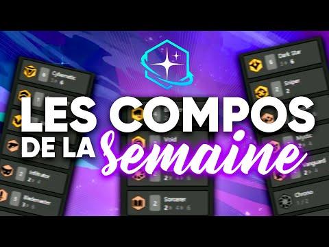 TFT FR : LES COMPOS DE LA SEMAINE SUR TEAMFIGHT TACTICS #2