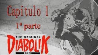 Diabolik: the original sin Capitulo 1 (1ª parte)