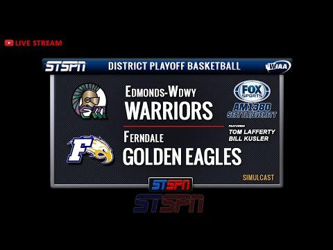 Edmonds Woodway (WA) - Ferndale (WA) Boys Dist Semi-Finals