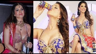 Sunny leone at the laucnh of XXX Energy