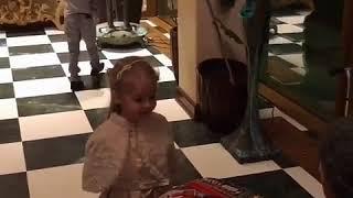 Внук и дети Аллы Пугачевой новый год