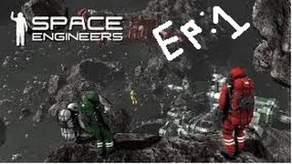 Space Engineers with Fenrir-the-Unbound