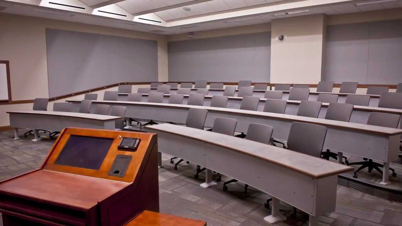 Texas Tech Opens New Rawls College Of Business Building For Students    YouTube